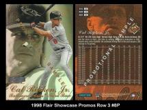 1998 Flair Showcase Promos Row 3 #8P