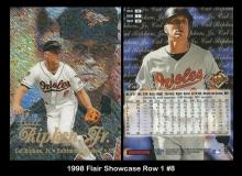 1998 Flair Showcase Row 1 #8