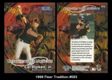1998 Fleer #593