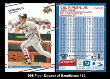 1998 Fleer Decade of Excellence #12