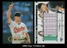 1998 Fleer Tradition #8