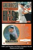 1998 Leaf Rookies and Stars Greatest Hits #3
