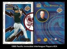 1998 Pacific Invincible Interleague Players #2A