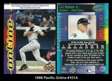 1998 Pacific Online #101