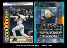 1998 Pacific Online Web Cards #101