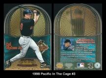 1998 Pacific In The Cage #3