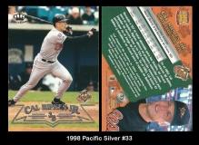 1998 Pacific Silver #33