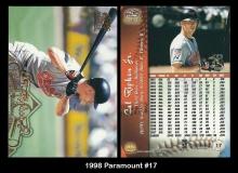 1998 Paramount #17