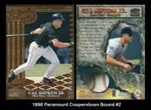 1998 Paramount Cooperstown Bound #2