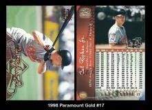 1998 Paramount Gold #17