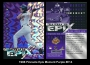 1998 Pinnacle Epix Moment Purple #E14