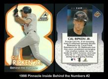1998 Pinnacle Inside Behind the Numbers #2