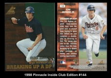 1998 Pinnacle Inside Club Edition #144