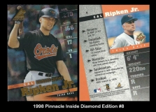 1998 Pinnacle Inside Diamond Edition #8