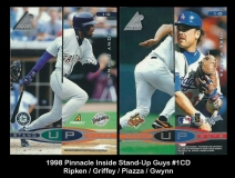 1998 Pinnacle Inside Stand-Up Guys #1CD