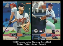 1998 Pinnacle Inside Stand-Up Guys #8AB