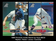 1998 Pinnacle Inside Stand-Up Guys #8CD