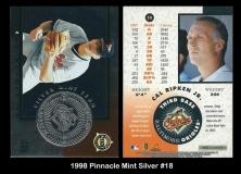 1998 Pinnacle Mint Silver #18