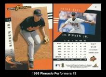1998 Pinnacle Performers #3