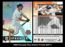 1998 Pinnacle Plus Artists Proofs #AP11