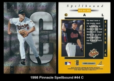 1998 Pinnacle Spellbound #44 C