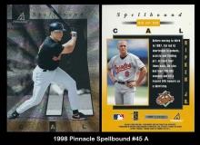 1998 Pinnacle Spellbound #45 A