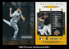 1998 Pinnacle Spellbound #46 L