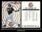 1998 Pinnacle Performers Swing for the Fences Shop Exhange #8 Unreleased
