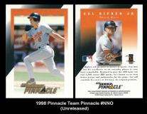 1998 Pinnacle Team Pinnacle #NNO