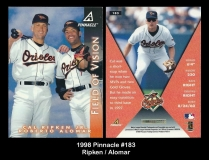 1998 Pinnacle #183