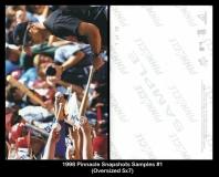 1998 Pinnacle Snapshots Samples #1
