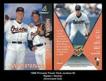 1998 Pinncle Power Pack Jumbos #2