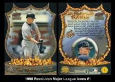 1998 Revolution Major League Icons #1