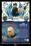 1998 Revolution Rookies and Hardball Heroes #23