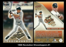 1998 Revolution Showstoppers #1