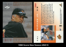 1998 Score New Season #NS15
