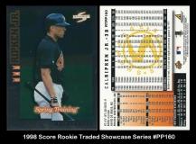 1998 Score Rookie Traded Showcase Series #RTPP160