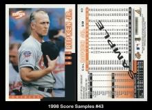 1998 Score Samples #43