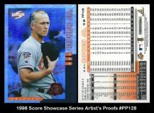 1998 Score Showcase Series Artist's Proofs #PP128