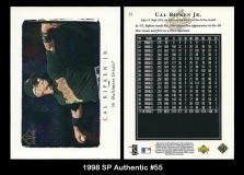 1998 SP Authentic #55