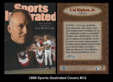 1998 Sports Illustrated Covers #C4