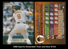 1998 Sports Illustrated Then and Now #124