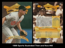 1998 Sports Illustrated Then and Now #40