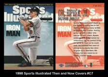 1998 Sports Illustrated Then and Now Covers #C7