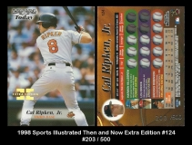 1998 Sports Illustrated Then and Now Extra Edition #124