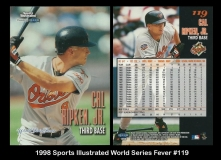 1998 Sports Illustrated World Series Fever #119