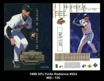 1998 SPx Finite Radiance #354