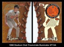 1998 Stadium Club Triumvirate Illuminator #T13A