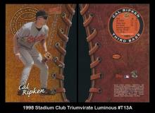 1998 Stadium Club Triumvirate Luminous #T13A