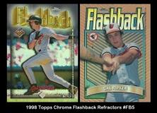 1998 Topps Chrome Flashback Refractors #FB5